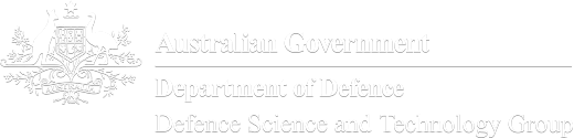 Australia Governent - Department of Defence | Defence Science and Technology Group