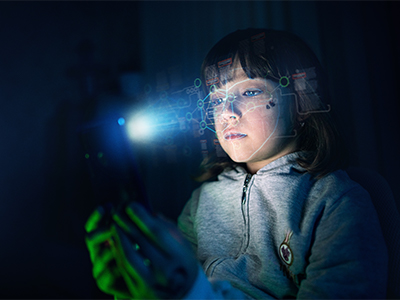 Protecting children by enhancing facial recognition
