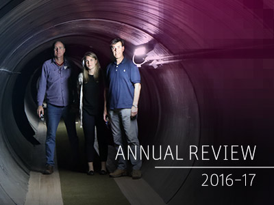 DST has released its Annual Review for 2016-17.