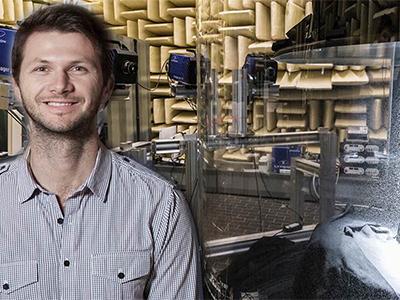 Defence researcher Peter Manovski