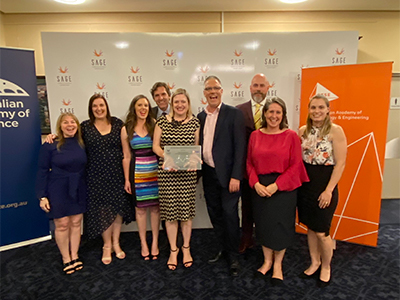 Defence has been recognised for its significant work improving gender equity with the Athena Scientific Women's Academic Network (SWAN) Institutional Bronze Award.