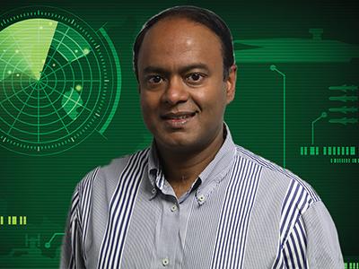 Defence scientist Dr Sanjeev Arulampalam