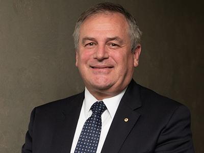 Dr Alex Zelinsky