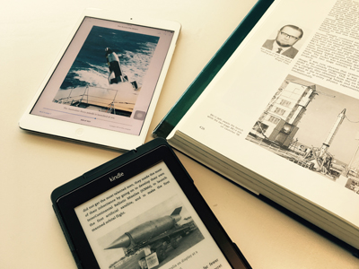 Fire Across the Desert - Woomera's history book digital re-release