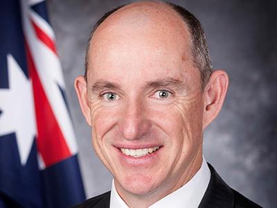 Assistant Minister for Defence Hon. Stuart Robert MP