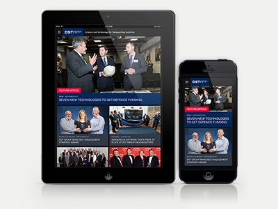 The DST App is now available on phones and tablets for iOS and Android.