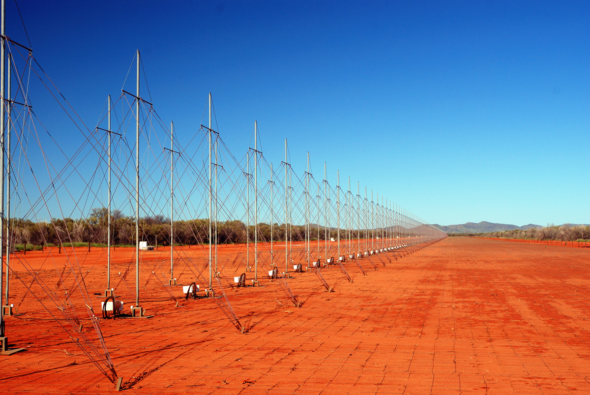 DSTO research supports enhancements to the Jindalee Operational Radar Network (JORN), which provides 24 hour surveillance of Australia's northern approaches, monitoring air and sea movements by using over-the-horizon technology.