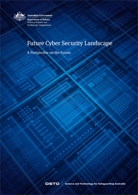 Cover of Future Cyber Security Landscape