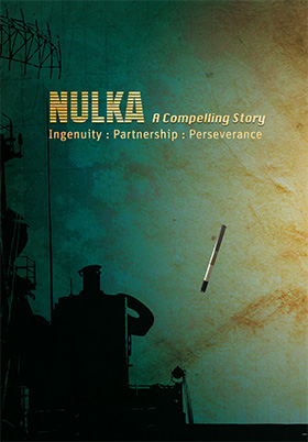 Front cover of Nulka: A compelling story
