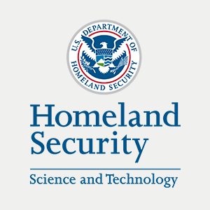 US Department of Homeland Security S&T logo