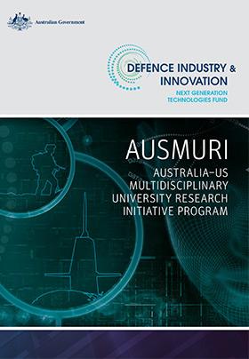 Australia–US Multidisciplinary University Research Initiative Program