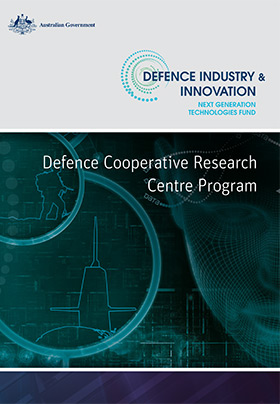 Defence Cooperative Research Centre Program
