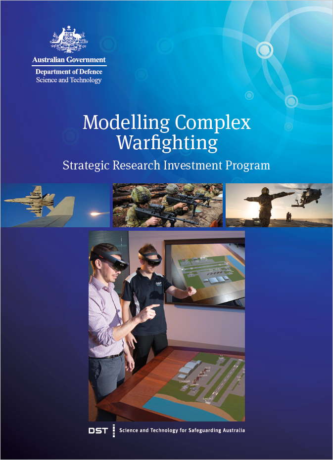Modelling Complex Warfighting -Strategic Research Investment Program