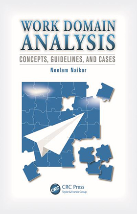 Cover of Work Domain Analysis