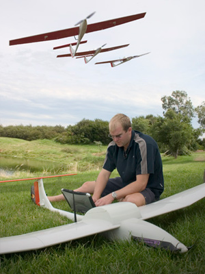 Small Unmanned Aerial System (SUAS)