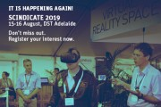 SCINDICATE 2019, 15-16 August, DST Adelaide