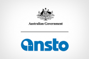 Australian Nuclear Science and Technology Organisation logo