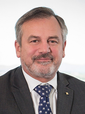 Chief Defence Scientist - Dr Alex Zelinsky