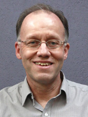 Photo of Dr Peter Shoubridge