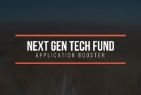 Nex Gen Tech Fund Application Booster