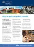 major propulsion systems facilities