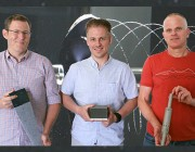 Defence scientist Dr David Clarke and colleagues have been developing a range of innovative experimental capabilities.