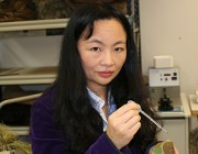 Defence researcher Jie Ding.