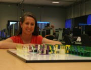 Susan Cockshell reviews a model used to stimulate discussions about operations room designs.