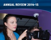 Part of cover image for DSTO Annual Review 2014-15