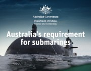 Australia's requirement for submarines