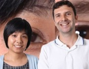 Sau Yee Yiu and Dmitri Kamenetsky are both members of DST's biometrics research team.