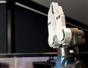 A picture of the haptically enabled arm developed by Deakin University.