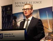 Minister for Defence Industry, the Hon Christopher Pyne MP