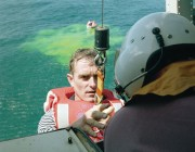 A photo of a demonstration rescue using Seamark SAR