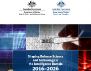 Shaping Defence Science and Technology in the Intelligence Domain 2016 - 2026