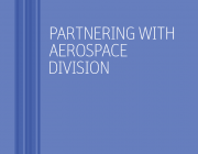DST Aerospace Division brochure identity