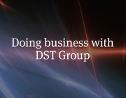 thumbnail for 'Doing business with DST'