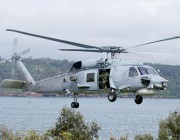 "Image of a SeaHawk Helicopter. Replacements will be the Seahawk ""Romeo"" helicopters."