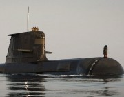 A picture of one of the new Australian Submarines