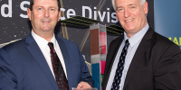 FrazerLab Chief Executive Officer Dr Gordon Frazer and Chief of ISSD Mr Andrew Seedhouse