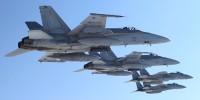 F/A-18 fighter jets